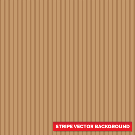 Vector stripped background brown