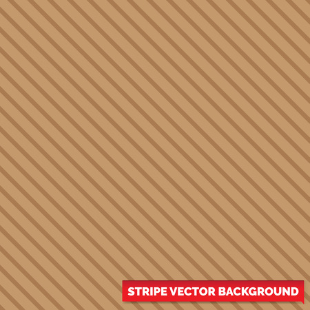 stripped background: Vector stripped background brown