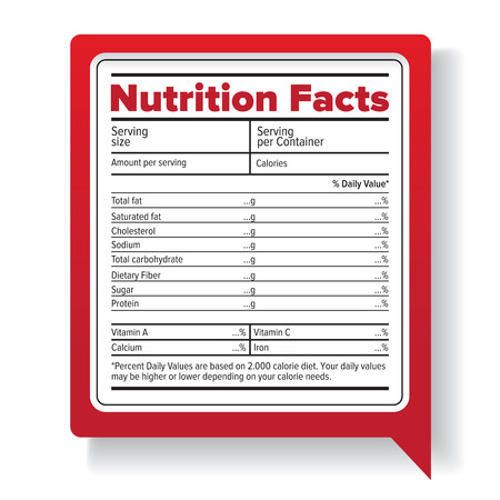 grams: Nutrition facts