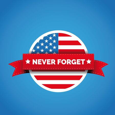 forget: Never forget - September 11