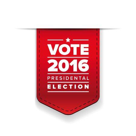 presidental: Vote 2016 - presidental election