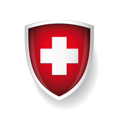 wave tourist: Coat of arms of Switzerland