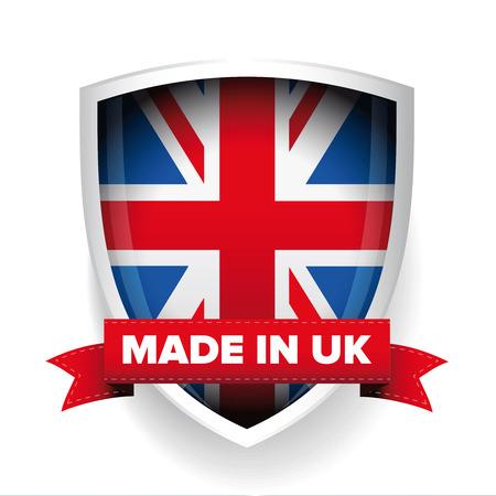 uk: Made in UK vector