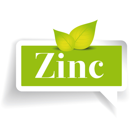 Zinc label vector