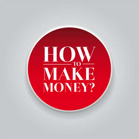 How to make money? Ilustrace