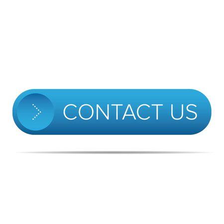 blue button: Contact us blue button