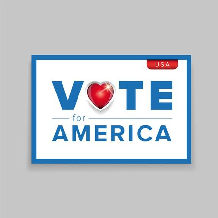 decrepit: Vote for America Illustration