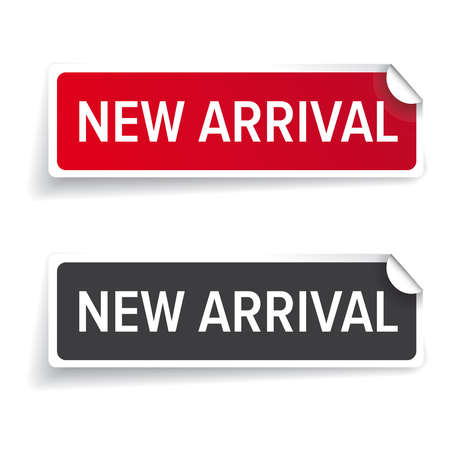 arrival: New arrival label