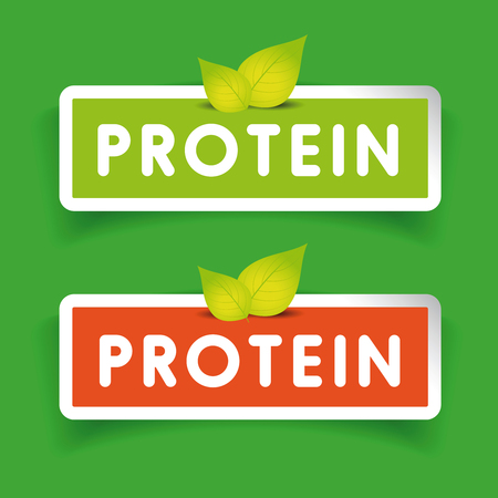 protein: Protein label vector set Illustration