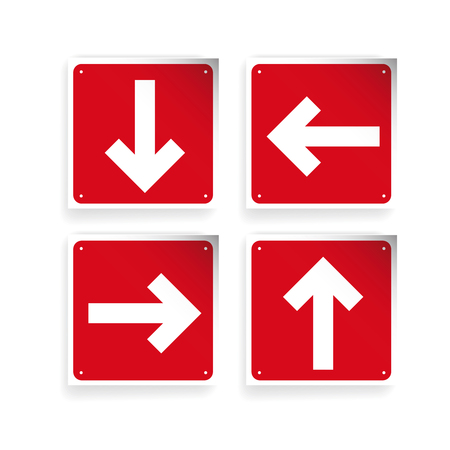 up and down: Left Right Up Down Arrows button