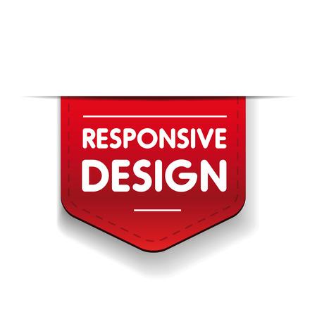 responsive: Responsive design red ribbon