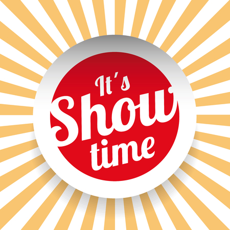 showtime: It�s showtime red label