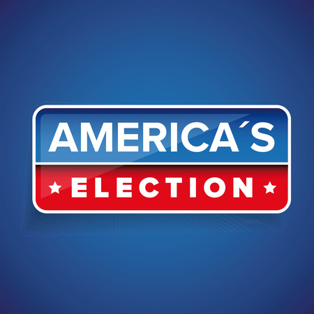 the americas: Americas Election button