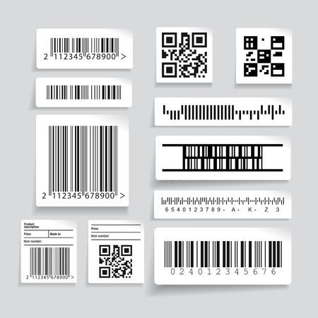 ean: Barcode label set