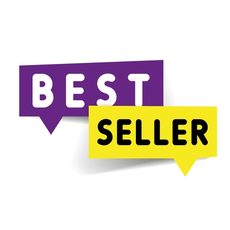 seller: Best Seller label vector