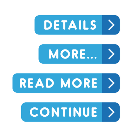 continue: Call to action button set - Details, More, Read more, Continue