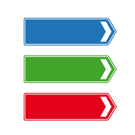 cruce de caminos: Muestra de la encrucijada del vector Vectores