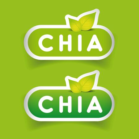 Chia sign label vector