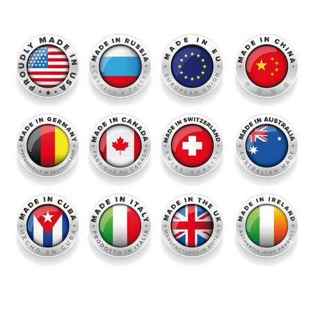 made russia: Made in Usa, Eu, China, Russia, Germany, Canada etc.