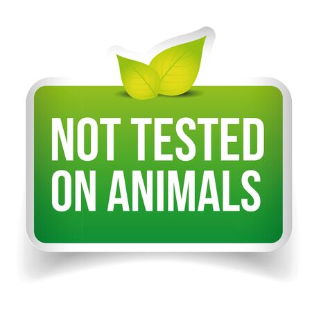 eco notice: Not tested on animals label vector