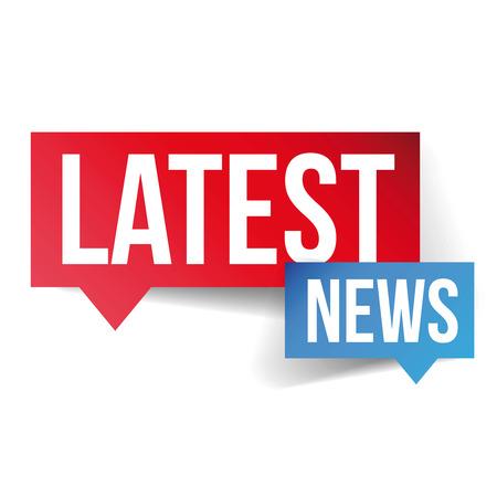 the latest: Latest News icon vector