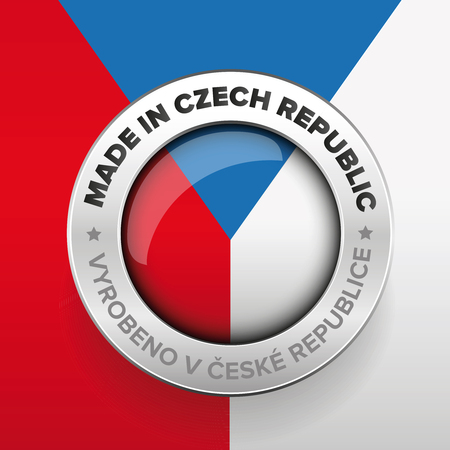 cr: Made in Czech Republic - Czechia