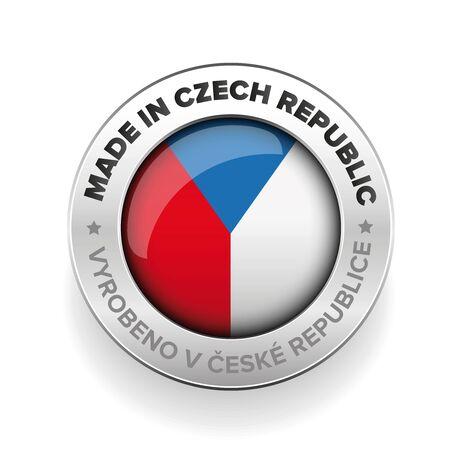 Made in Czech Republic - Czechia