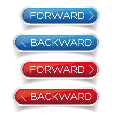 arow: Forward Backward button