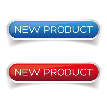 intake: New product button set