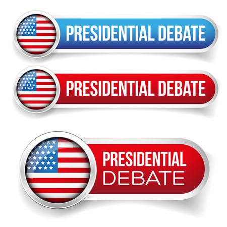 senate race: USA Presidential debate