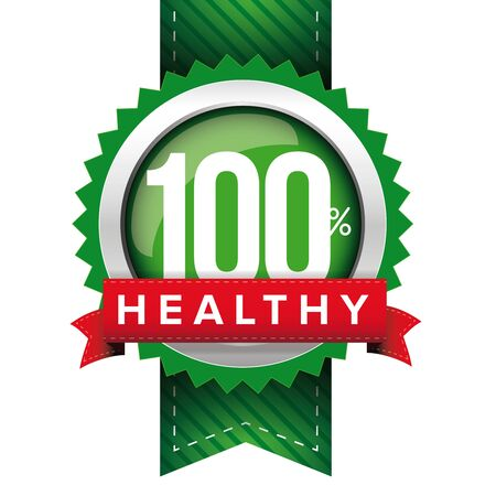 onlineshop: Hundred percent healthy green ribbon