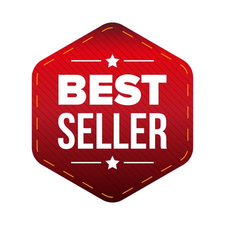seller: Best Seller red patch