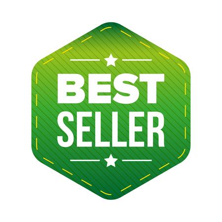 seller: Best Seller green patch