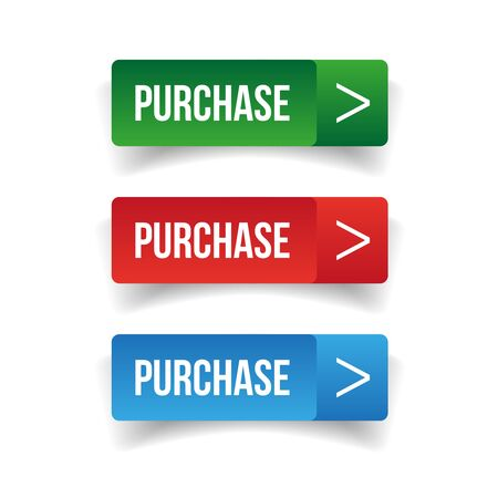 purchase: Purchase web button set