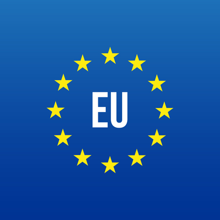 EU logo. European union