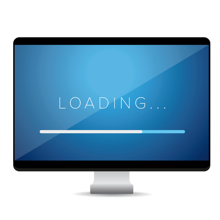 Loading progress bar