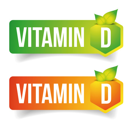 Vitamin D label vector tag