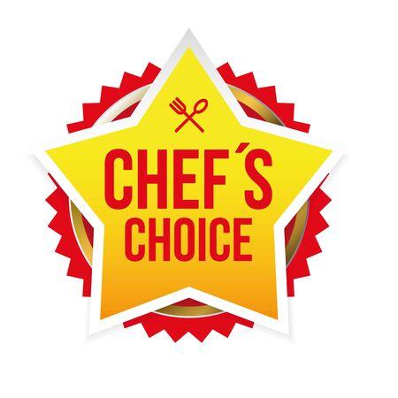 Chefs Choice food award star