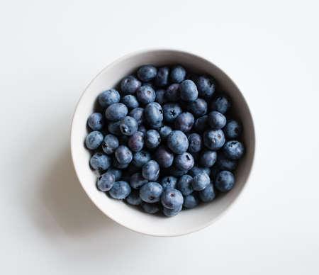 Freshly picked blueberries Reklamní fotografie