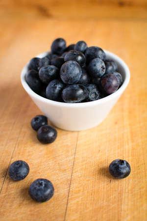 fresh blueberries Reklamní fotografie