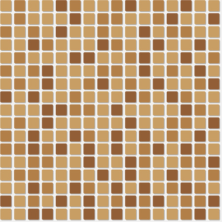 Abstract vector illustration of seamless tiles texture