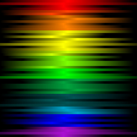 Abstract illustration of a rainbow colored background Stock Vector - 5727230
