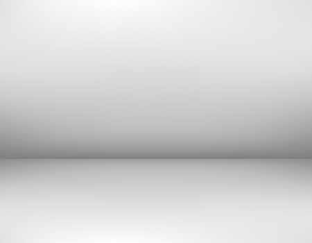 empty room:  illustration of a white decor background