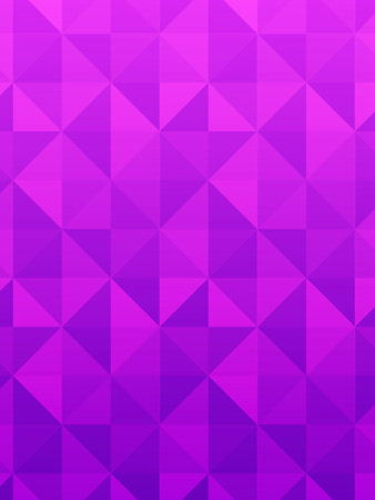 Abstract vector mosaic multicolor triangles background