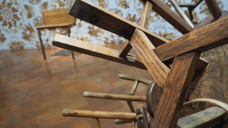 throttle: Exhibition Ai Weiwei Florence Palazzo Strozzi Editorial