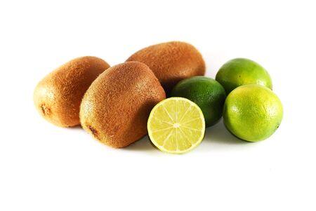 kiwis and limes photo