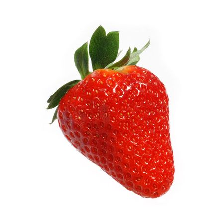delicious red strawberry photo