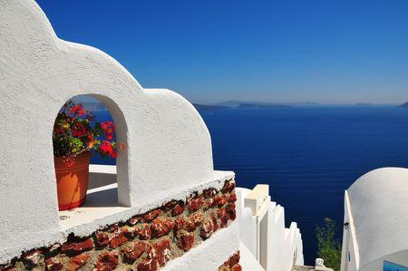 Santorini, Oia Stock Photo - 3414672