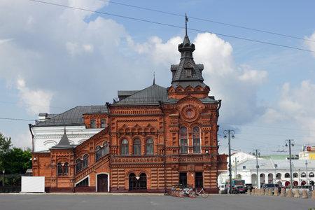 Russia, Vladimir, June 2021: Trinity Church in Vladimir.