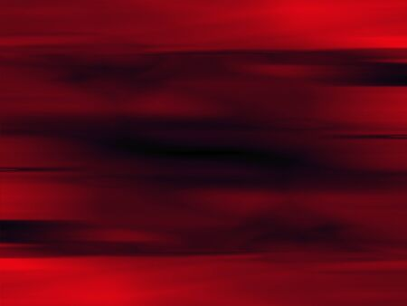Abstract black and red background with blurred stripes